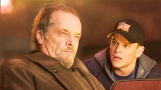 Matt Damon Told Marc Maron About Jack Nicholson's Absurd 'The Departed' Rewrites That Didn't Make It Into The Final Cut