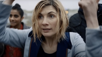 'Doctor Who' Dropped The First Trailer For Season 13, Complete With A 'Game Of Thrones' Alum