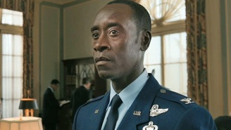 Yeah, Don Cheadle Doesn't Know Why He Was Nominated For An Emmy Either
