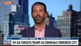 Don Jr. And Eric Trump Went On Cable News To Defend Their Family Business Against A 'Witch Hunt' Of Criminal Charges