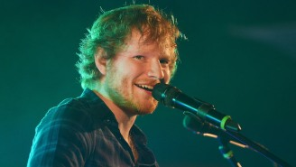 Ed Sheeran Doesn't Think 50 Cent Knew Who He Was Even After They Collaborated