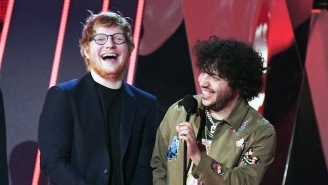 Ed Sheeran Insists Benny Blanco Peed In His Hot Tub So Much That It Smelled Weeks Later