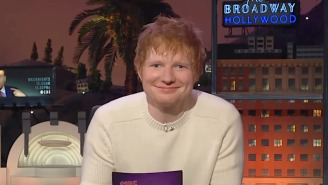 Ed Sheeran Re-Worked 'Shape Of You' To Make It About Getting Vaccinated