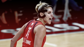 Elena Delle Donne On The Importance Of Keeping Girls In Sports And The Mental Side Of Rehab