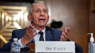 Dr. Fauci Is Forced, Once Again, To Snatch Up Rand Paul And School Him On COVID Conspiracy Theories