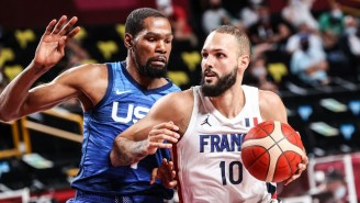 France's Evan Fournier Had A Harsh But True Answer To Sum Up Team USA's Problem
