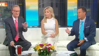 The 'Fox & Friends' Gang Is Already Complaining That Christmas Is Ruined Because 'Nobody Wants To Work Anymore'