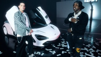 G-Eazy And EST Gee Refuse To Heed The Commands Of Anyone On The Ornery 'At Will'