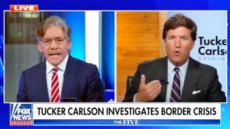 Geraldo Called Out Tucker Carlson On His 'Xenophobic' Views And Received An Immature Response (Of Course)
