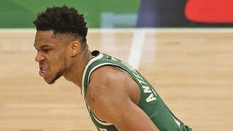 Giannis Antetokounmpo Won't Watch USA Basketball Against Iran Because He Doesn't Want To Pay For Peacock