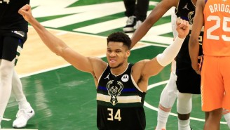Giannis After The Bucks Title Win: 'I Could've Gone To A Superteam…This Is The Hard Way'
