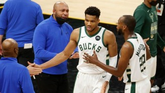 The Bucks Moved One Game Away From A Championship With A Game 5 Win In Phoenix