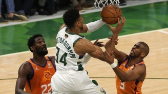 The Bucks Spoiled Devin Booker's 42-Point Night To Even The NBA Finals At 2-2