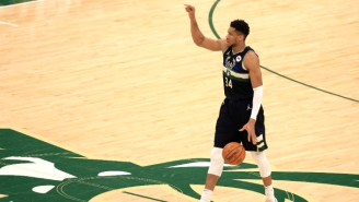 Giannis Antetokounmpo Jokes He Has To 'Work On My Swing' After Buying A Stake In The Brewers