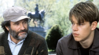 Matt Damon Says His Daughter Won't Watch 'Good Will Hunting' Because She's Worried It 'Might Be Good'