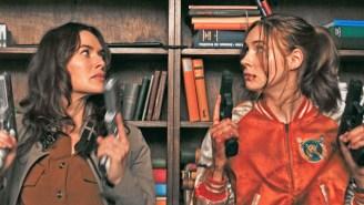 What's On Tonight: Lena Headey And Karen Gillan Whip Up A 'Gunpowder Milkshake' On Netflix
