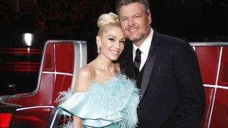 Gwen Stefani And Blake Shelton Officially Tied The Knot This Weekend And Are Now Married