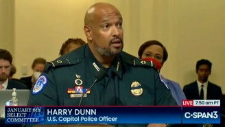 A Black Capitol Police Officer Described How MAGA Insurrectionists Repeatedly Spewed The N-Word At Him In Stunning Testimony At The Jan. 6th Commission Hearing