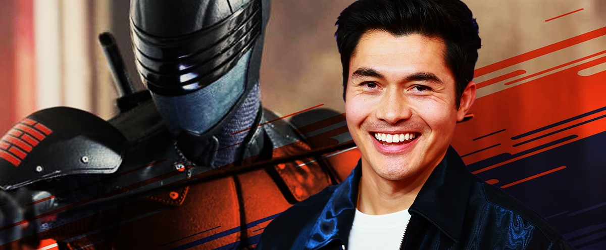 Henry Golding On Becoming 'Snake Eyes' And His 'Very Naughty' Tweet To Andrew Yang