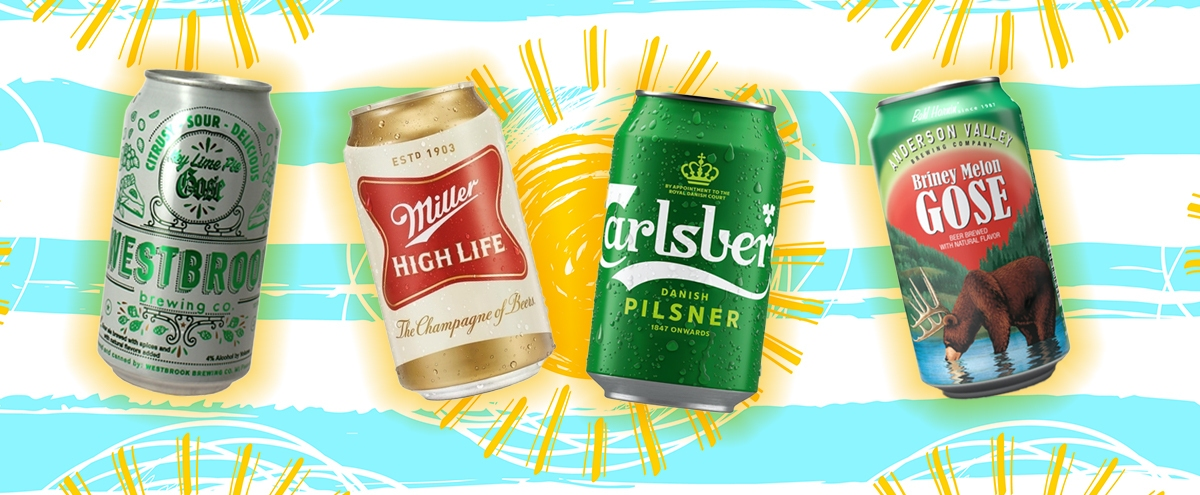 The Most Thirst-Quenching Summer Beers, According To Bartenders