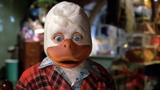 Robin Williams Quit The 'Howard The Duck' Movie After Three Frustrating Days, According To His Replacement