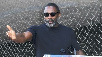 Idris Elba Wants Everyone On Social Media To Be Verified To Prevent Anonymous Cowards From Spouting 'Racial Rhetoric'