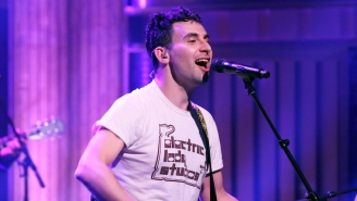 Bleachers Performed '91' On Late Night With Plenty Of Saxophones