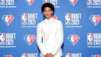 2021 NBA Draft Grades: Atlanta Hawks Get A 'B+' For Scooping Up A Sliding Jalen Johnson At No. 20