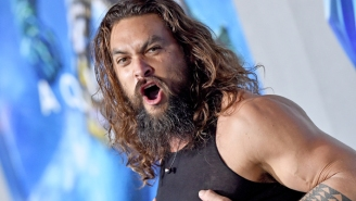 A Jason Momoa Rock-Climbing Competition Series Is A Go At HBO Max