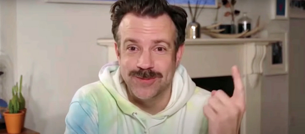 Jason Sudeikis Sets The Record Straight On His Hoodie-Wearing Globes Speech: 'I Was Neither High Nor Heartbroken'