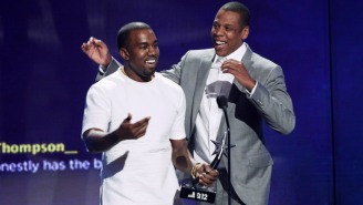 Jay-Z's Appearance On Kanye West's 'Donda' May Signal That The Two Rappers Are Finally Back On Good Terms