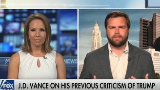 'Hillbilly Elegy' Author J.D. Vance Defends Deleting His Old Tweets Blasting Trump: 'I Think He Was A Good President'