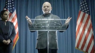 'The Problem With Jon Stewart' Brought In Jason Alexander To Absolutely Roast Jeff Bezos' Space Flight