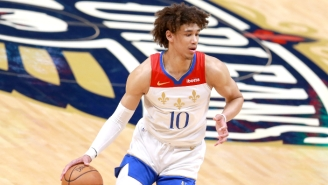 Report: Pelicans Center Jaxson Hayes Was Tased, Hospitalized, And Arrested After A 'Violent Altercation' With A Police Officer