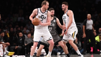 Joe Ingles Offered Jazz Teammate Georges Niang A Case Of Bud Light For A 1-Of-1 NFT