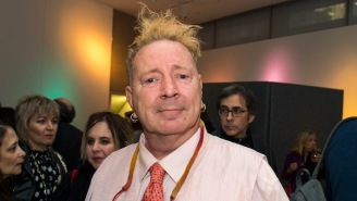 John Lydon Is Being Sued By Former Sex Pistols Bandmates Over Danny Boyle's Upcoming Biopic Miniseries