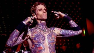 People Are Not Pumped About The Idea Of Buckcherry's Singer Fronting A Minor Threat Reunion