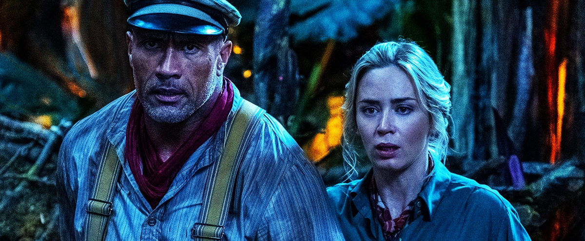 'Jungle Cruise' Starts Strong, Then Decides It Needs To Be A Lot More Convoluted