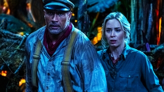 'Jungle Cruise' Combines Metallica, Werner Herzog References, And Pro Wrestling To Surprisingly Good Effect