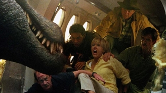 Apparently 'Jurassic Park 3' Almost Featured A Velociraptor Riding A Motorcycle To Its Death
