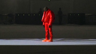 Kanye West Is Reportedly Working On Another 'Donda' Listening Event But Needs To Make It 'Different' From The First One