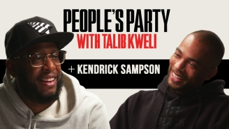 Talib Kweli & Kendrick Sampson Talk Police Brutality, 'Insecure,' Viola Davis
