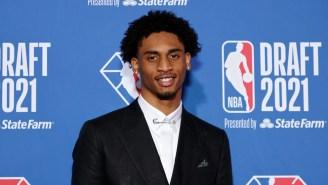 2021 NBA Draft Grades: Los Angeles Clippers Get A 'B' Trading Up To Take Keon Johnson At No. 21