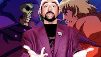 Kevin Smith On 'Masters Of The Universe: Revelation,' His Fitness Habits, And Why He Loves The Worst Tweet In The World