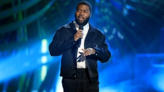 Khalid Debuts His New Single, 'New Normal,' At Richard Branson's Virgin Galactic Space Flight Launch