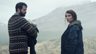 Noomi Rapace Is Raising A Horror-Movie Child Like No Other In A24's 'Lamb' Trailer