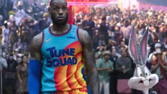 LeBron James Reacts To 'Space Jam: A New Legacy' Getting Released: 'It Finally Just Hit Me, I Can't Believe It'