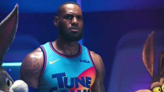 LeBron James Called Out The 'Haters' Amid 'Space Jam' Winning The Box Office Weekend