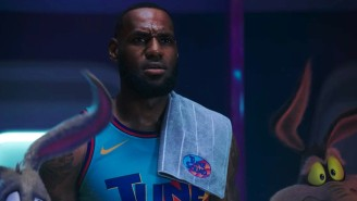 That Halftime Cameo In 'Space Jam: A New Legacy' Was Apparently '25-Plus Years In The Making'