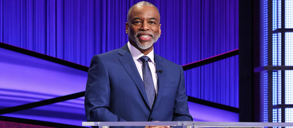 LeVar Burton's 'Jeopardy!' Guest-Hosting Stint Raked In Cash For The Former 'Reading Rainbow' Host's Favorite Cause